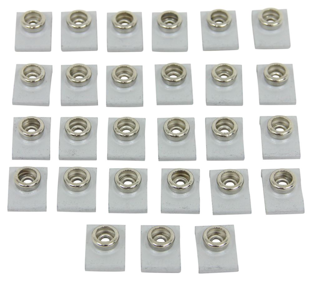 Replacement Offset Snap Studs for Extang Classic Platinum Tonneau Covers Snaps EX7128