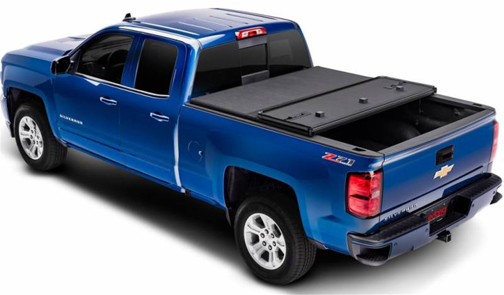 EX83456 - Opens at Tailgate Extang Fold-Up Tonneau