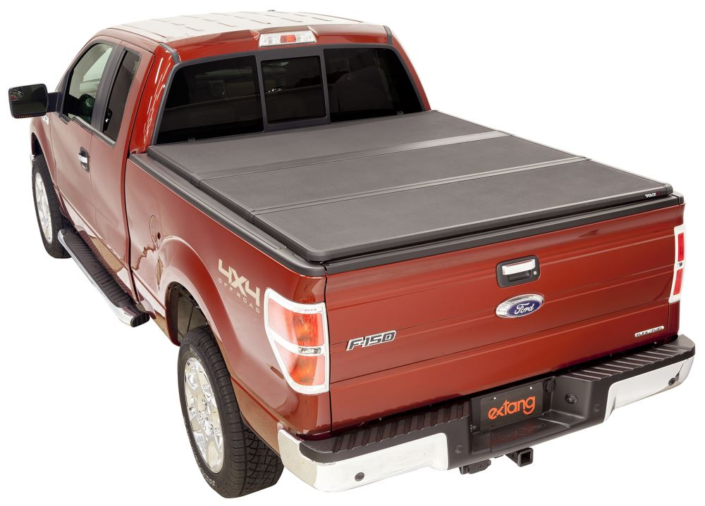 EX83455 - Opens at Tailgate Extang Fold-Up Tonneau