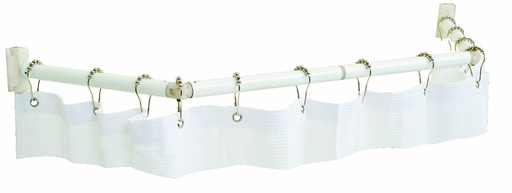 Stromberg Carlson Curtain Rods RV Showers and Tubs - EXT-3542