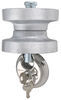 blaylock industries lunette ring locks  3/4 inch pin diameter ez lock trailer coupler for couplers - aluminum