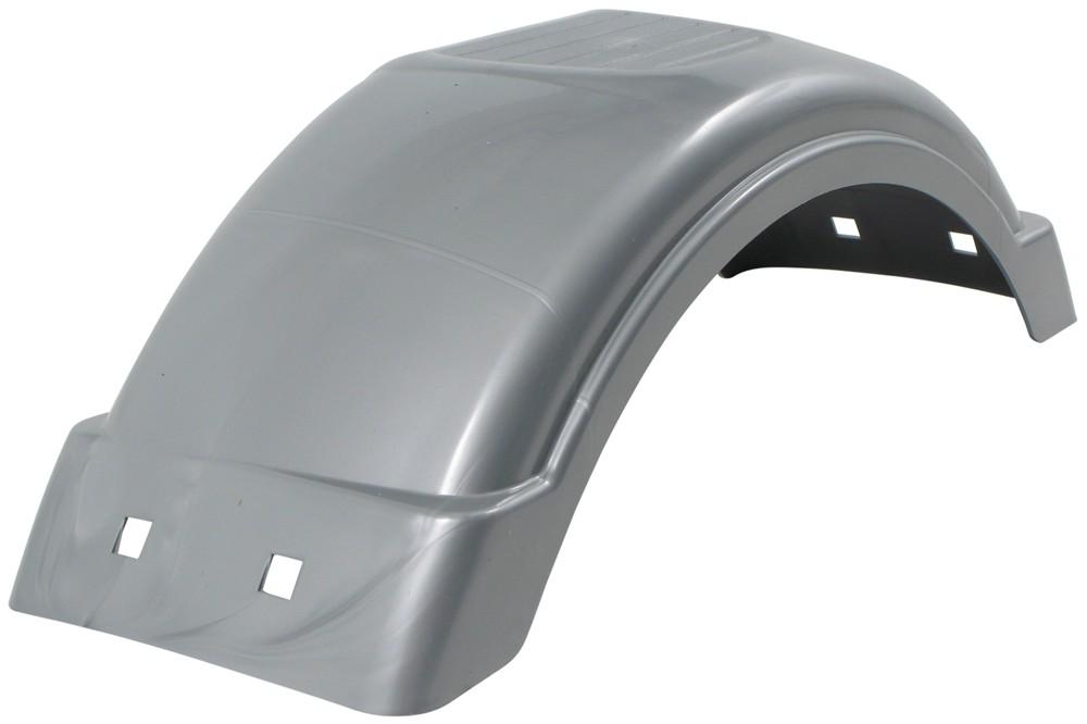 F008561 - Silver Fulton Trailer Fenders