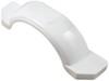 F008573 - White Fulton Trailer Fenders