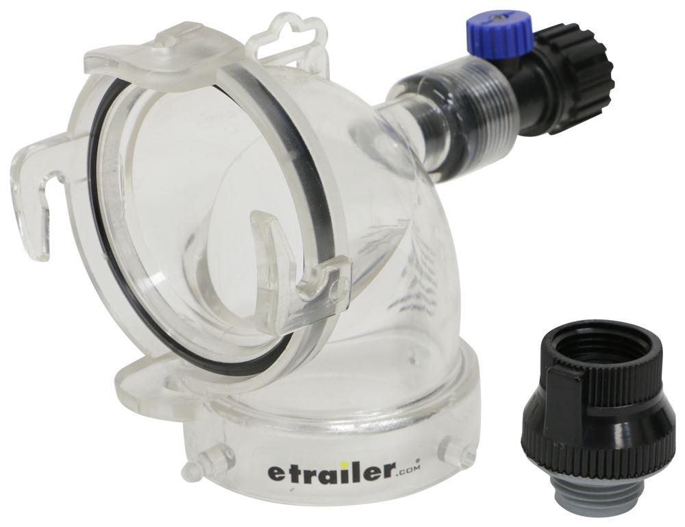 F02-4110 - Flush Valves Valterra Hose Adapters and Fittings,Waste Valves