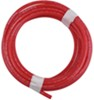 firestone accessories and parts vehicle suspension air compressor kit tubing 1/4 inch line - 22' long red