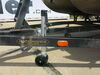 "Fulton F2 Swing-Up Trailer Jack with Dual 7"" Wheels, Sidewind -1,600 lbs - No Mounting Hardware With Wheel F1413100334"