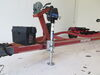 0  trailer jack fulton fixed mount electric in use