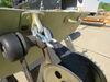 """Fulton Single Speed Trailer Winch - 7"""" Long Handle - 20' Strap - Zinc - 1,100 lbs Standard Duty F142102"""