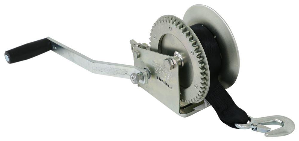 Trailer Winch F142306 - Standard Hand Crank - Fulton