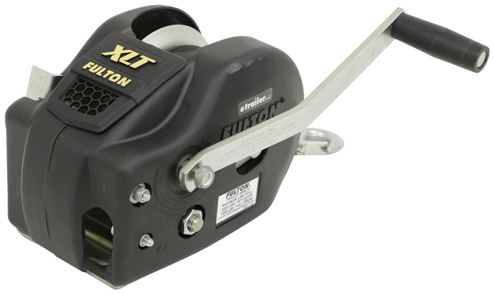 Trailer Winch F142425 - Standard Hand Crank - Fulton