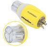 furrion marine power cord adapter plugs rv plug - 125v 30 amp female to 15 male