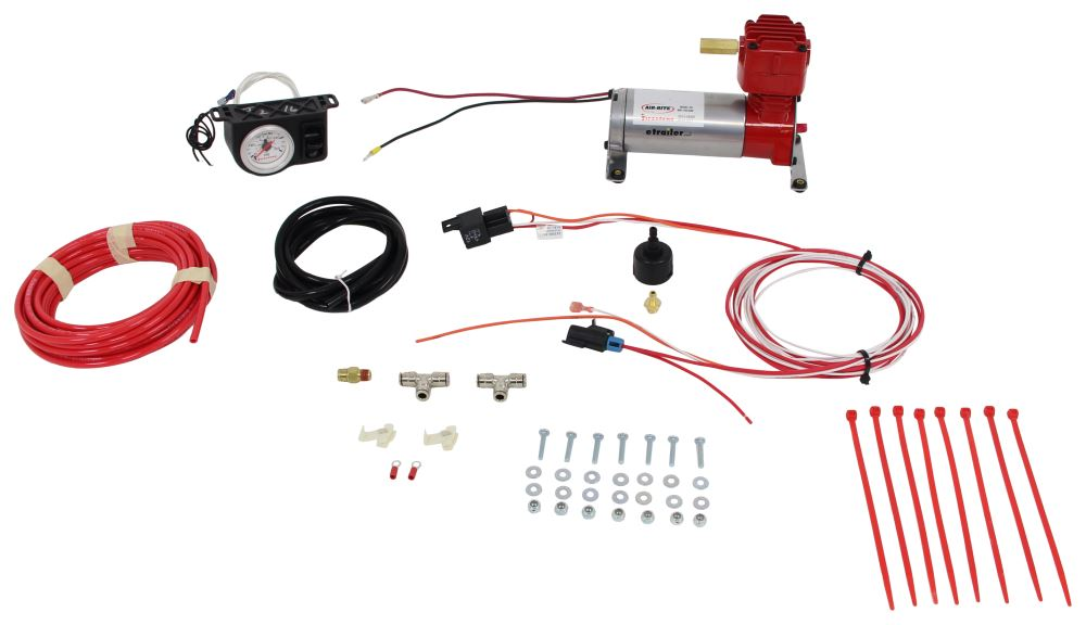 F2097 - Single Path Firestone Air Suspension Compressor Kit