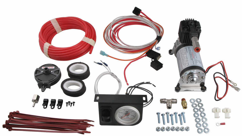 Firestone Air Suspension Compressor Kit - F2158