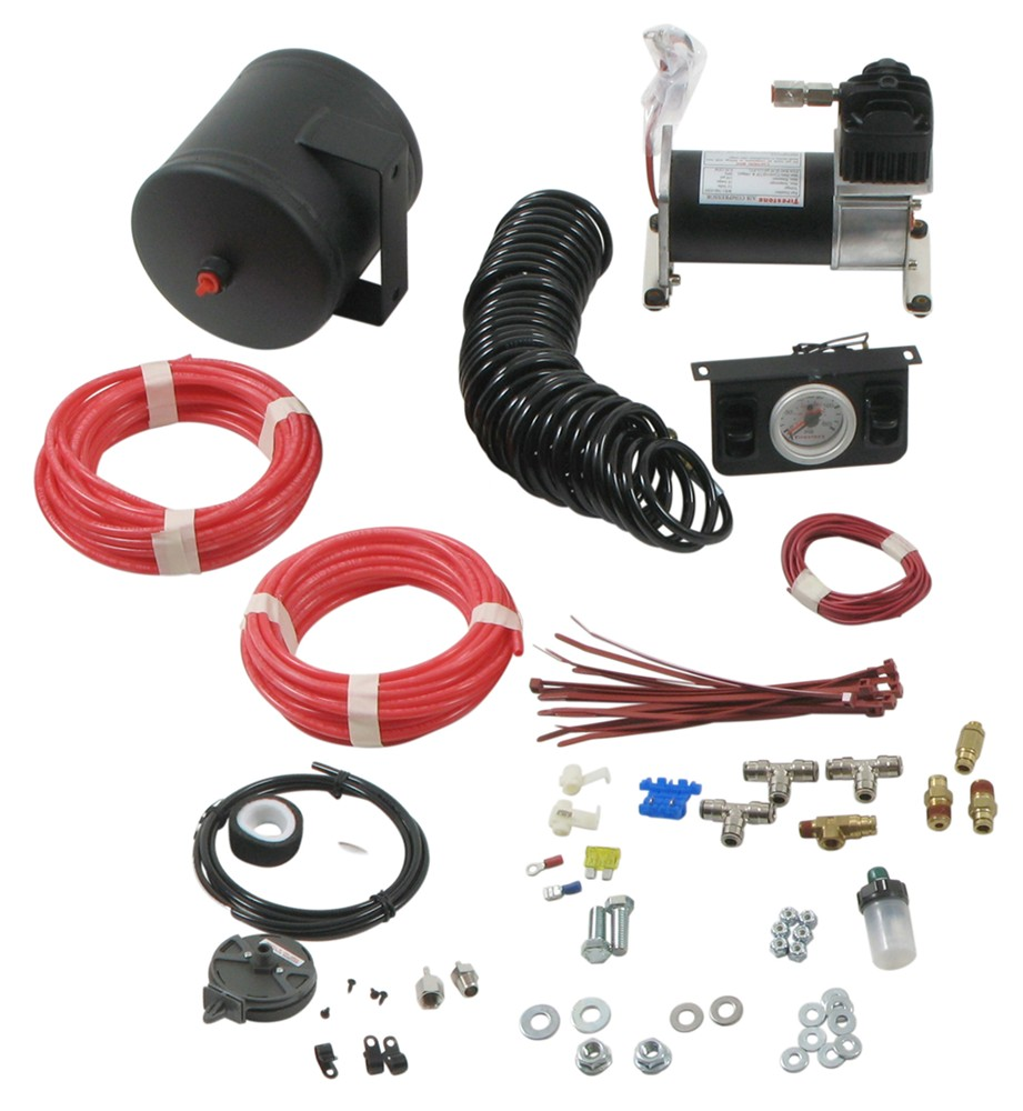 Firestone Dual Path Air Suspension Compressor Kit - F2168
