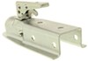 Straight Tongue Trailer Coupler F222500301 - 2-1/2 Inch Channel - Fulton