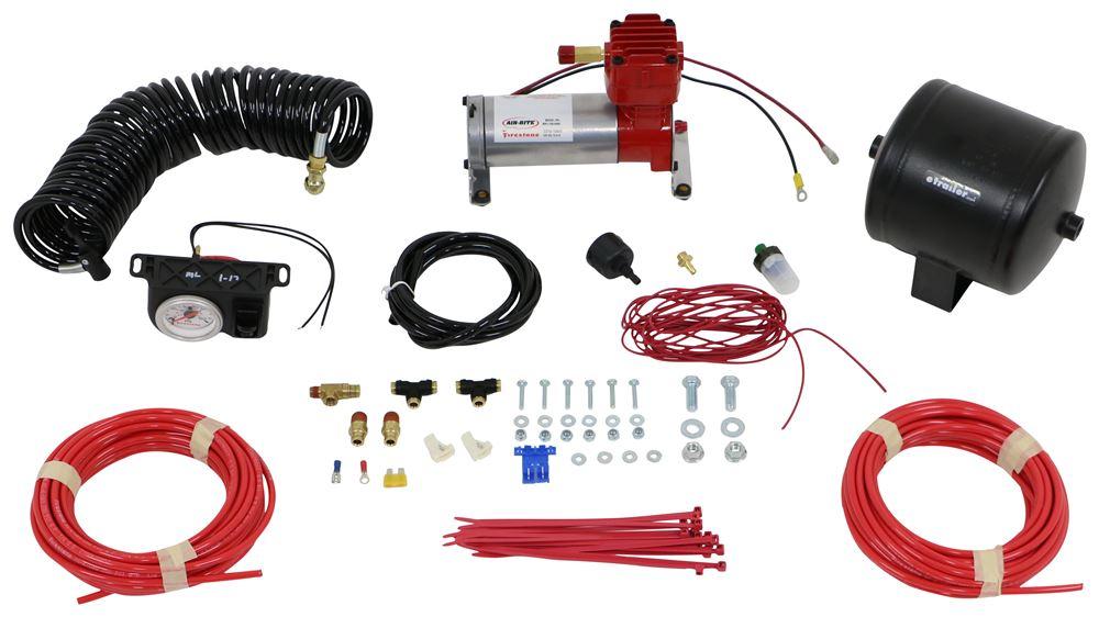 Firestone Air Suspension Compressor Kit - F2266