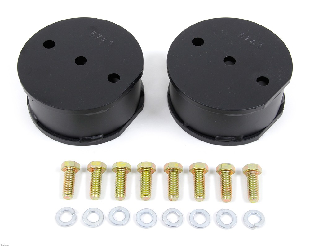 "Lift Spacers for Firestone Ride-Rite Air Helper Springs - 2"" Spacers - Qty 2 Lift Spacers F2366"