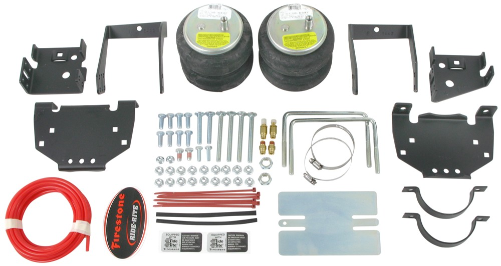 F2458 - Air Springs Firestone Rear Axle Suspension Enhancement