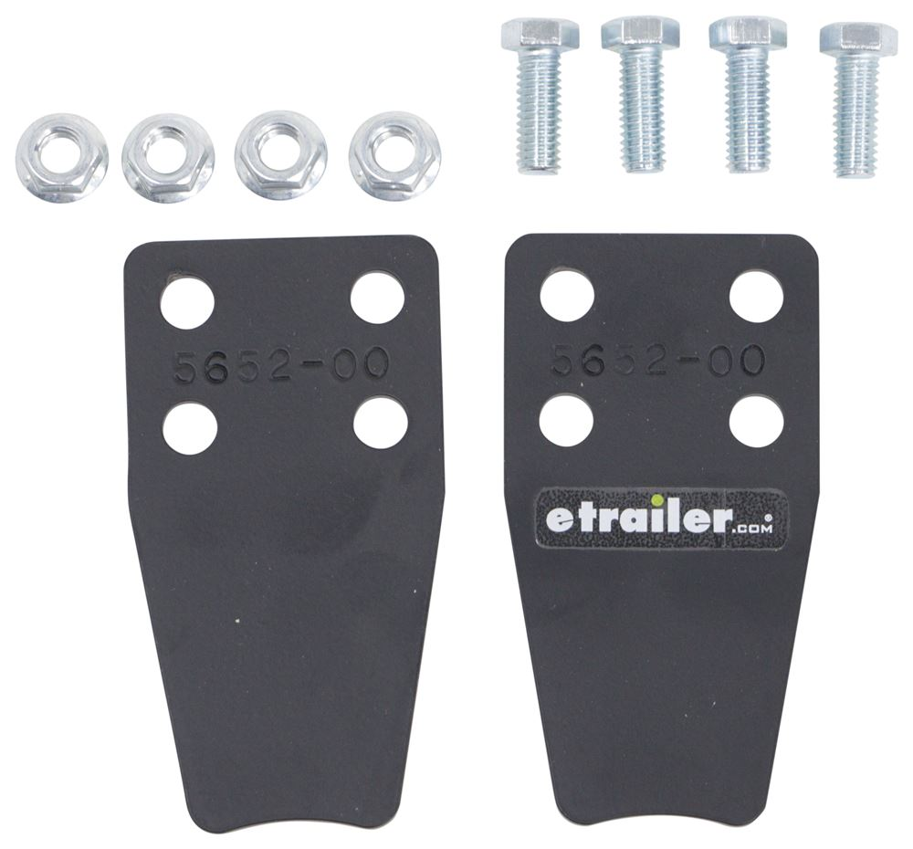"""Firestone Axle Bracket Extension Kit for Lifted Vehicles - 3"""" Lift Spacers F2507"""