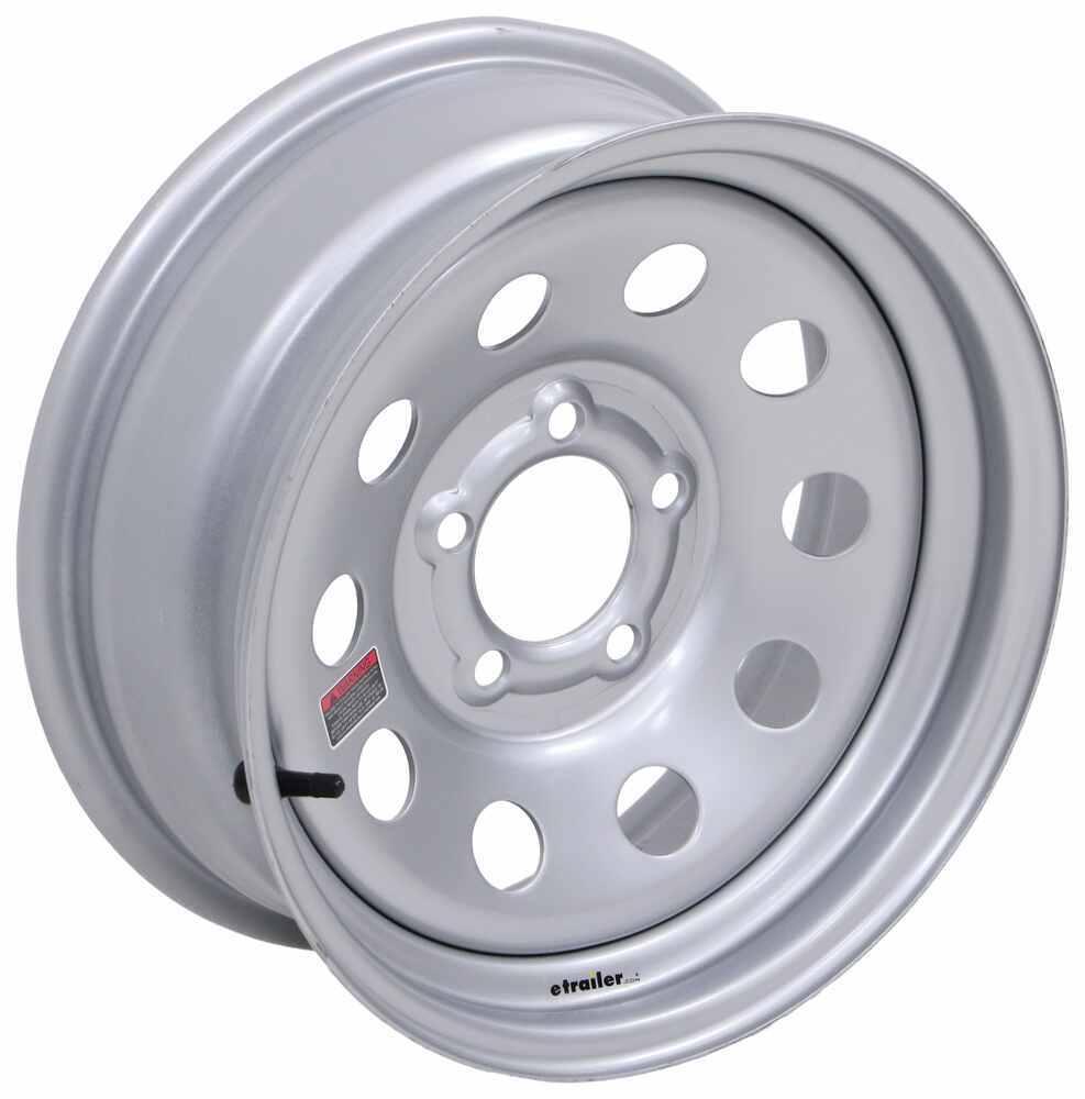 Trailer Tires and Wheels F2519156013 - Steel Wheels - Powder Coat - Taskmaster