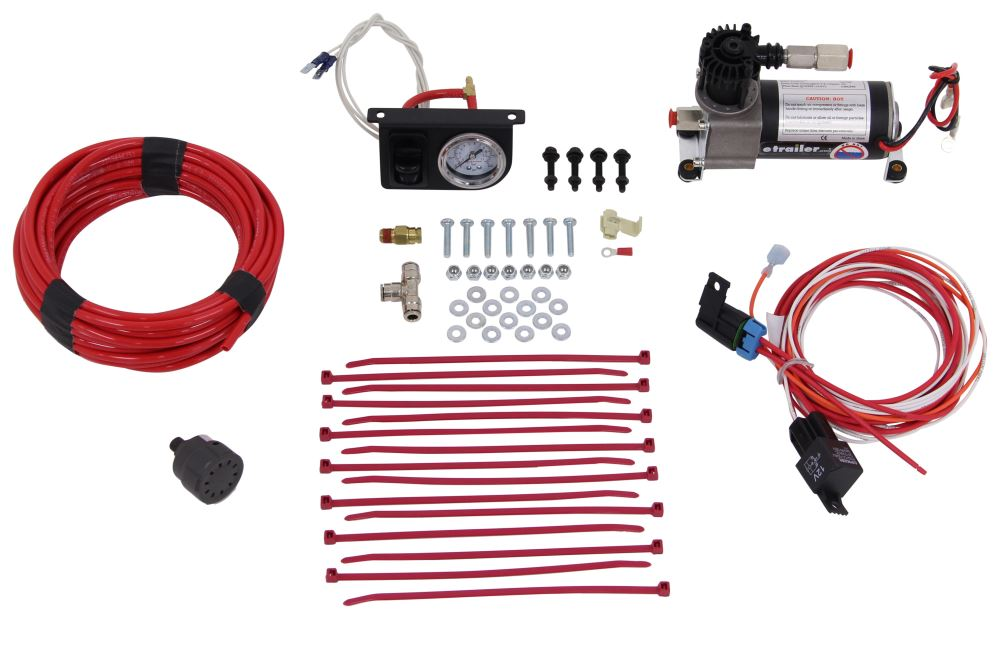 Firestone 120 psi Air Suspension Compressor Kit - F2538