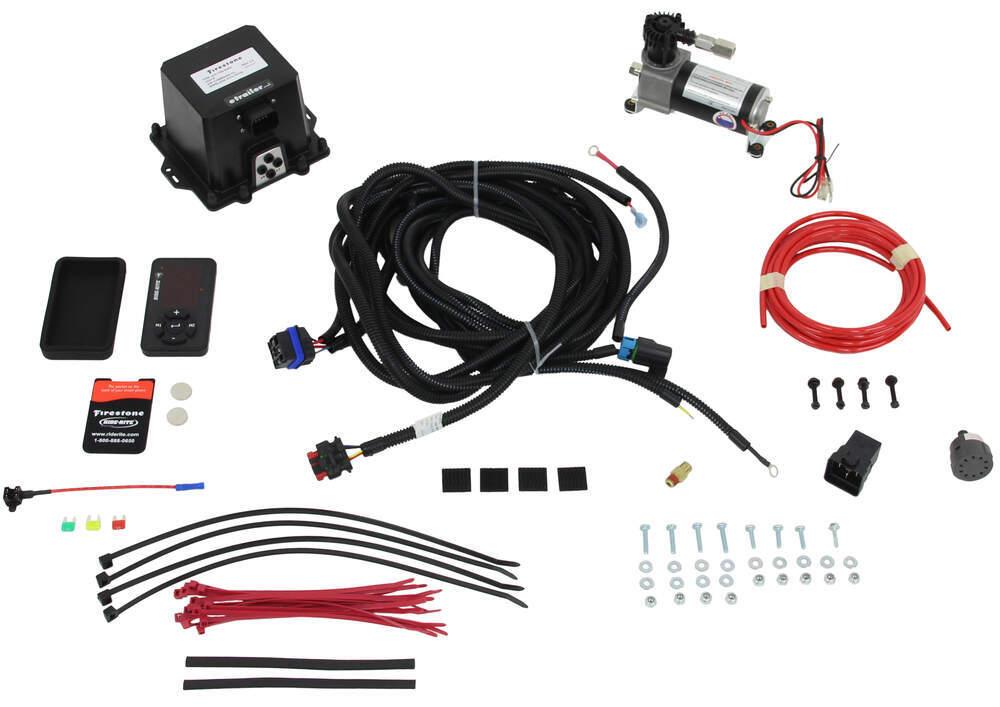 Air Command F3 Compressor System w/ Wireless Remote and Light Duty Compressor - Dual Path Dual Path F2581