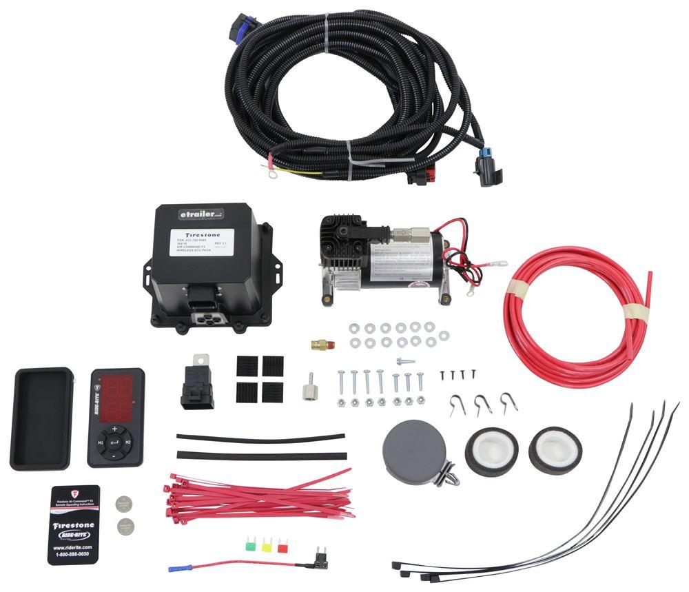 Firestone Digital Display Air Suspension Compressor Kit - F2589
