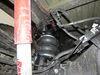F2613 - Heavy Duty Firestone Rear Axle Suspension Enhancement on 2021 GMC Sierra 2500