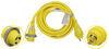 furrion marine power cord extension 50 amp twist lock male plug