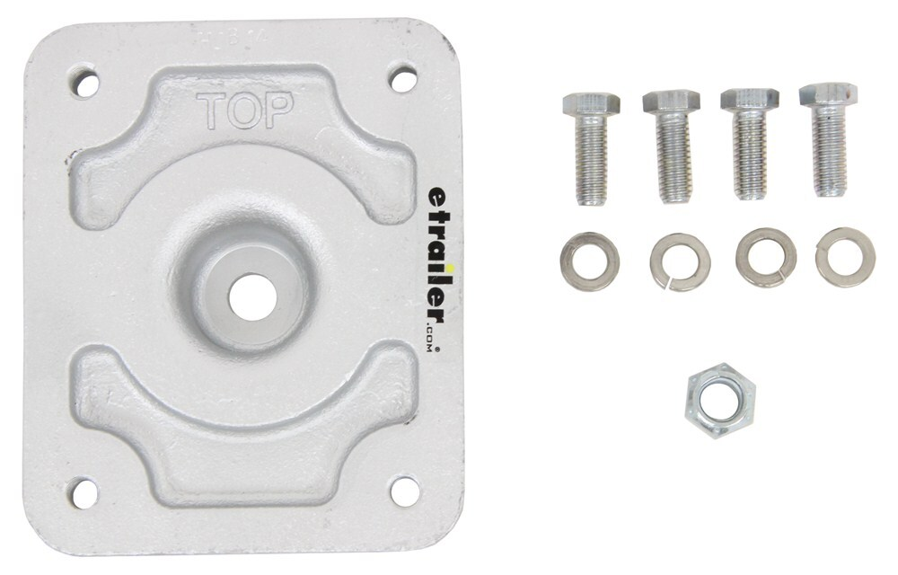 Fulton 500320 XP Adapter Kit for F2 Swivel Mount with 4 Frame