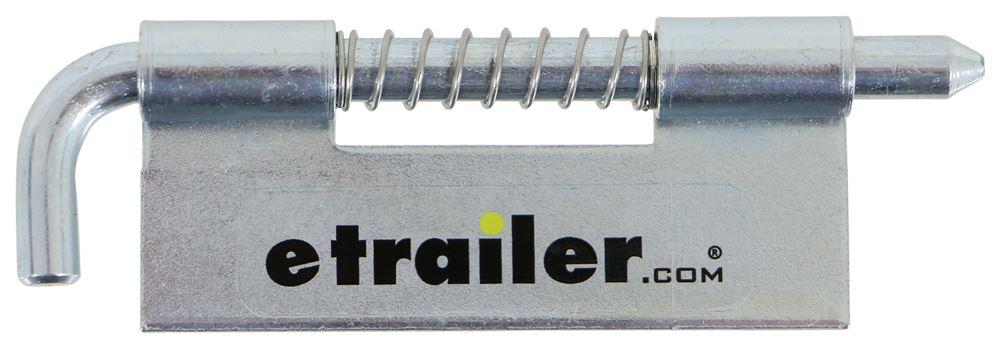Trailer Door Latch F714B170Z005 - 3/8 Inch Pin Diameter - Paneloc