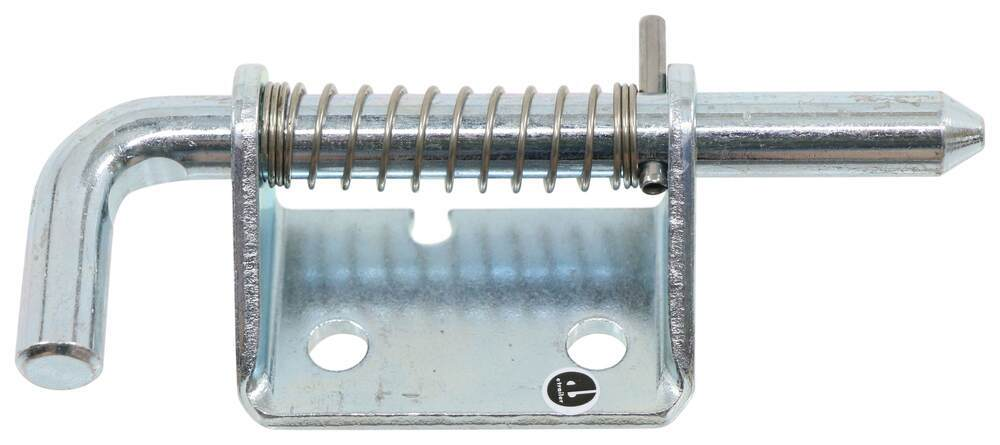 Trailer Door Latch F719-172Z105 - 3/8 Inch Pin Diameter - Paneloc