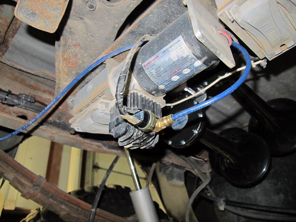 Firestone 9016 90-120 psi Pressure Switch