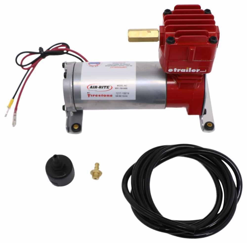 Firestone Vehicle Suspension,Air Suspension Compressor Kit - F9499