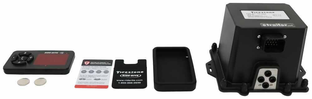 Firestone Remote Control Accessories and Parts - F9500