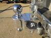 0  trailer hitch ball mount fastway two balls drop - 6 inch rise 7 fa42-00-2600