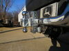 0  trailer hitch ball mount fastway adjustable class iv 10000 lbs gtw in use