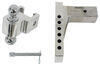"Flash E Series HD Adjustable 2-Ball Mount - 2-1/2"" Hitch - 8"" Drop, 8"" Rise - 18K Steel Ball FA42-00-2825"