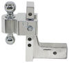FA42-00-2825 - Aluminum Shank Fastway Trailer Hitch Ball Mount