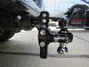 0  trailer hitch ball mount fastway drop - 6 inch rise 7 class iv 12000 lbs gtw fa49-00-5600