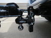 0  trailer hitch ball mount fastway adjustable class iv 12000 lbs gtw flash solid steel 2-ball - 2 inch 6 drop 7 rise 8k or 12k
