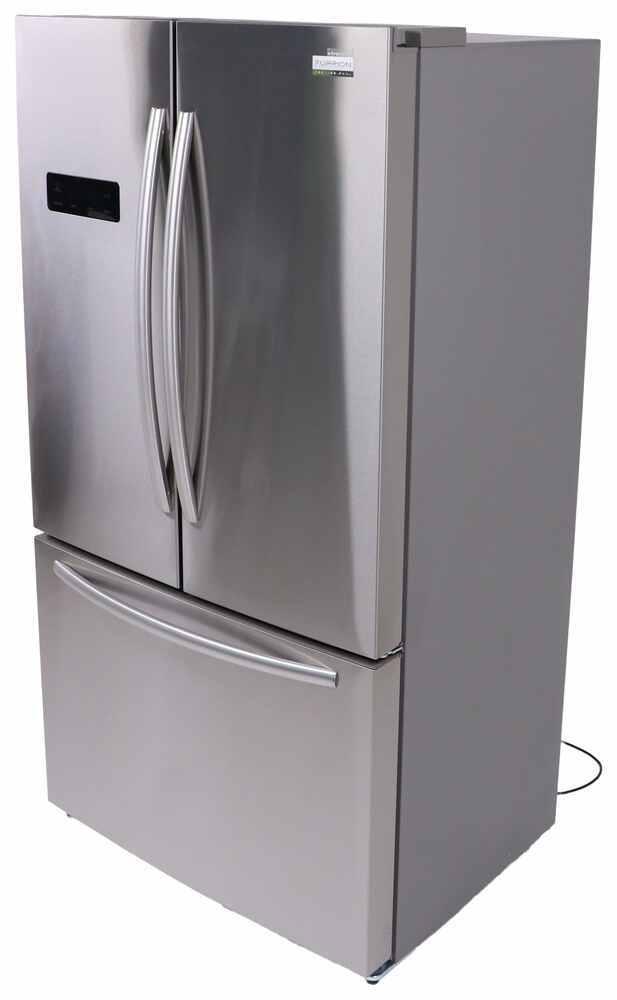 FCR20ACAFASS - Stainless Steel Furrion Full Fridge with Freezer