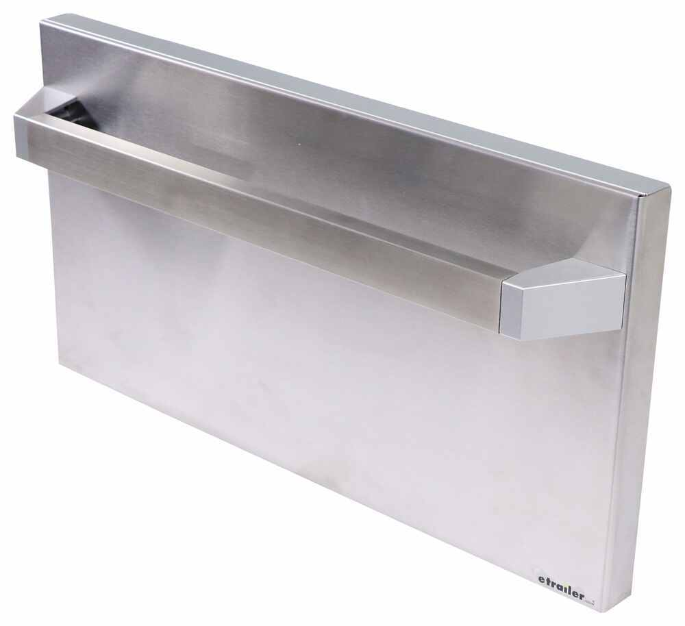 Replacement Front Panel for Furrion 2-in-1 Range Oven Drawer - Stainless Steel Drawer FDO12ASS