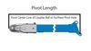 fulton folding trailer tongue coupler hinge kit fhdpb340301