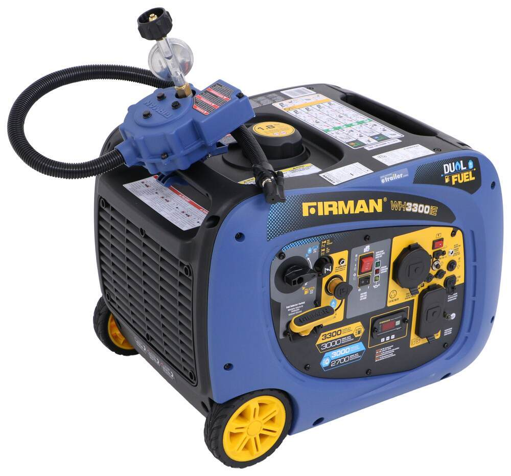 FIR54FR - Gas,Propane Firman Generators