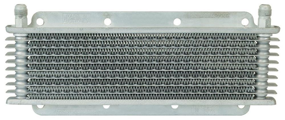 Transmission Coolers FLX400008 - With - 6 AN Inlets - Flex-a-lite