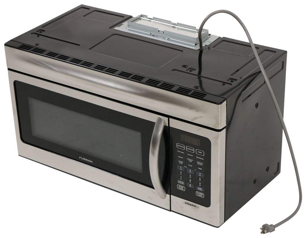 Range Rv Convection Microwave