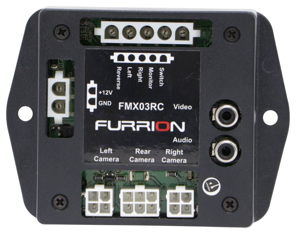 Furrion In-Cab Stereo - FMX03RC