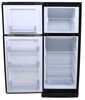 furrion rv refrigerators full fridge with freezer 24-1/4w x 25-3/4d 60-1/8t inch arctic refrigerator - stainless steel 10 cu ft 12 volt