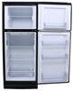 furrion rv refrigerators full fridge with freezer 10 cubic feet arctic refrigerator - stainless steel cu ft 12 volt